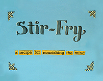 Stir-Fry: Video for the YourFry Project (Penguin Books)