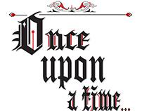 Once upon a time- Design for Supernova Magazine