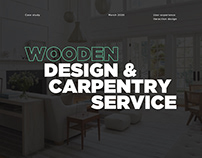 MBN - carpentry service - website