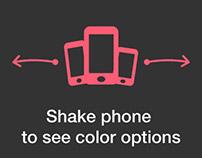 Shake Phone