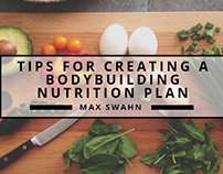 Tips For Creating A Bodybuilding Nutrition Plan