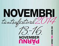 November dance festival