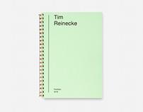 Tim Reinecke – Künstlerportfolio