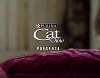 Publicidad Cat chow