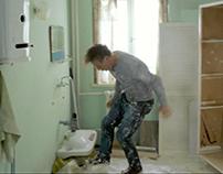 OBI Bathroom. TV 2016