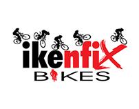 Cartão de Visita - Ikenfix Bikes