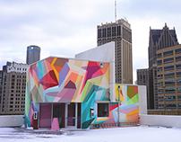 Z Garage project, Detroit ,USA