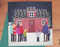 Christmas the Swedish Way - Volvo