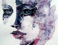 Aquarell paintings