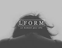 LOGOTYPE / L-FORM