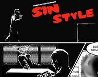 Sin City Style Test