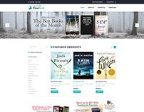 FreeBook Website