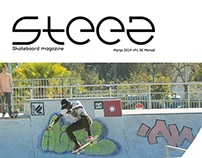 Steez Skateboard Magazine
