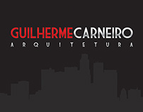 Identidade Visual - Guilherme Carneiro Arquitetura