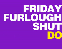 Friday x Furlough x Rebecca Black