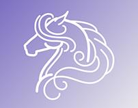 Horse Head Logo Sold