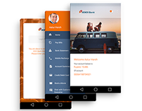 ICICI Mobile Banking App Redesign