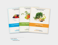 Guide to Health Series - Book Design