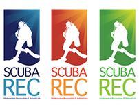 SCUBA REC Logo