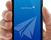 AeroPointer App Icon for iOS