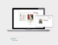 Tamara Crist - Web Design