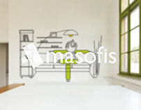 Masofis wall illustrations