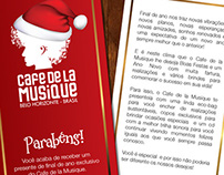 Natal - Cafe de la Musique BH