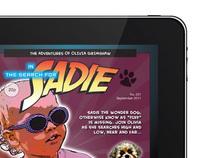 iPad Comic