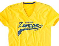 Reclameshirt - Zeeman