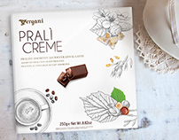 PraliCreme chocolate box
