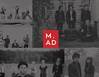 M.AD Identity System.