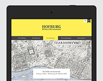 Hofburg Museum Website