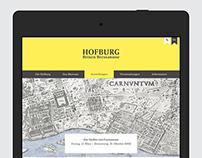 Hofburg Museum Website