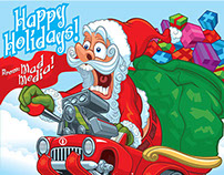Ratfink Santa