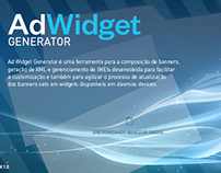 Ad Widget Generator - Desktop Application