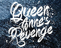 Queen Anne's Revenge T-shirts
