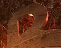 """Zarkana* 3D Logo Reveal"