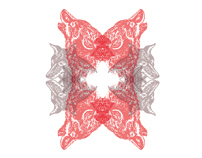 blac koyote | logo & single covers