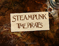 Steampunk Time PIrates