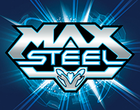Max Steel Turbo Snipers