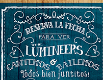 The Lumineers Posters