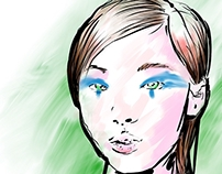 Digital Drawings (women's)