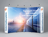 Trade Booth Design - Backdrop