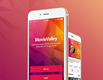 MovieValley app. Watch movies that really matter!