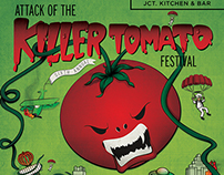 Attack of The Killer Tomato Festival