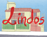 """Lindos"" - Comic Project"