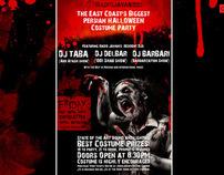 RJ Halloween Poster