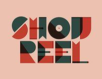 2014 Motion Showreel