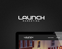Launch Marketing Website