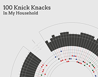 100 Knick Knacks in My Household | InfoGraph